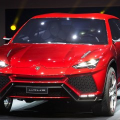 The New Lamborghini SUV coming to you in 2018