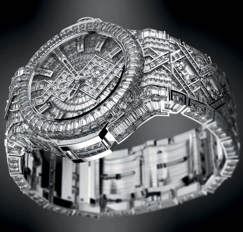 The World's Top 10 Most Expensive Watch Brands - Money Inc