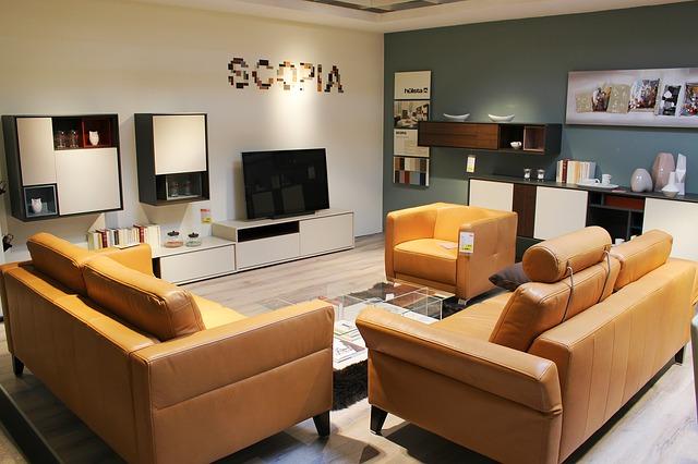 modern mid century interior design