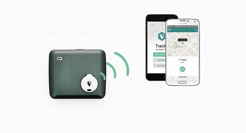 trackable wallet