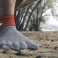 Kevlar Socks – Minimalist High Tech Footwear