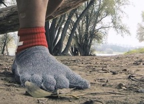 Kevlar Socks – Minimalist High Tech Footwear
