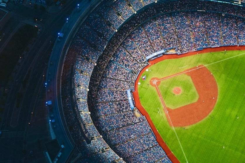 preserving a baseball