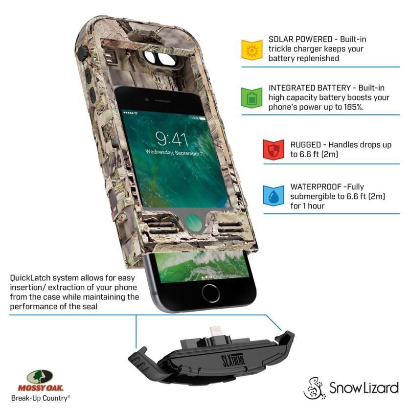 slxtreme phone case