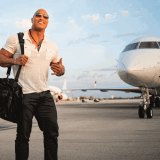 Spoiler Alert: Here's How 'THE ROCK' Keep His Face, Looking Young! [ Hint: You Can Do It Too ]