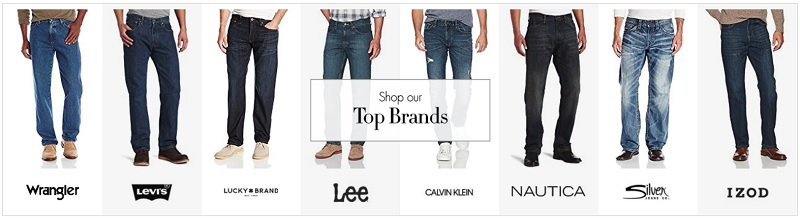 mens jeans top brands