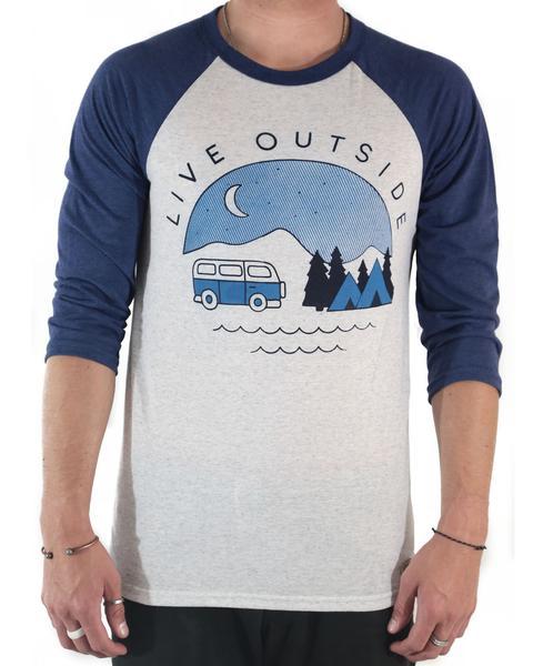 outside shirt for men