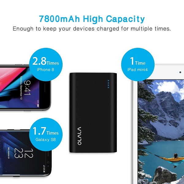 portable charger for samsung and iphone