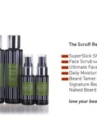 Scruff Rescue Men's Care Products Review by Max Green Alchemy