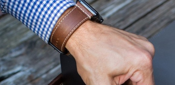 Pad & Quill – Full Grain Leather Leather Apple Watch Bands Review