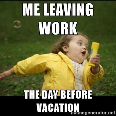 19 End Of Vacation Memes Dude Memes