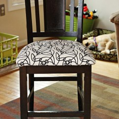 Where To Get Chairs Reupholstered Inexpensive Accent How Reupholster Dude Mom 2