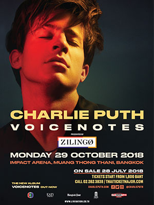 charlie-puth-voicenotes-world-tour-2018-live-in-bangkok-poster