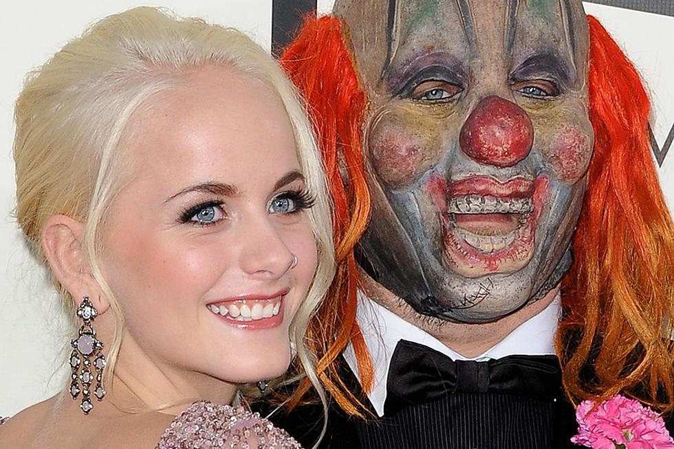 RIP ลูกสาวคนเล็กของ Shawn 'Clown' Crahan แห่ง Slipknot