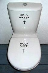 holy toilet