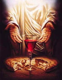 Jesus and Wine