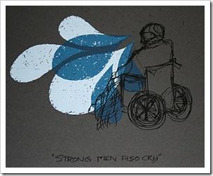 strong men also cry