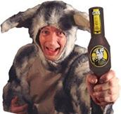 The Grey Kangaroo alcohol filter