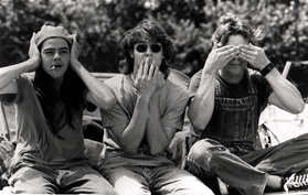 Dazed and Confused no evil