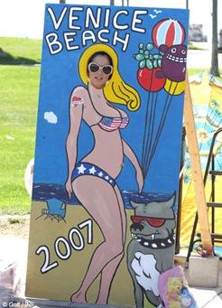 venice beach board
