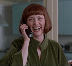 phones ringin dude
