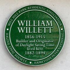 william willett