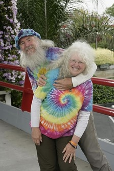 happy hippies