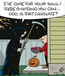 Chocolate death