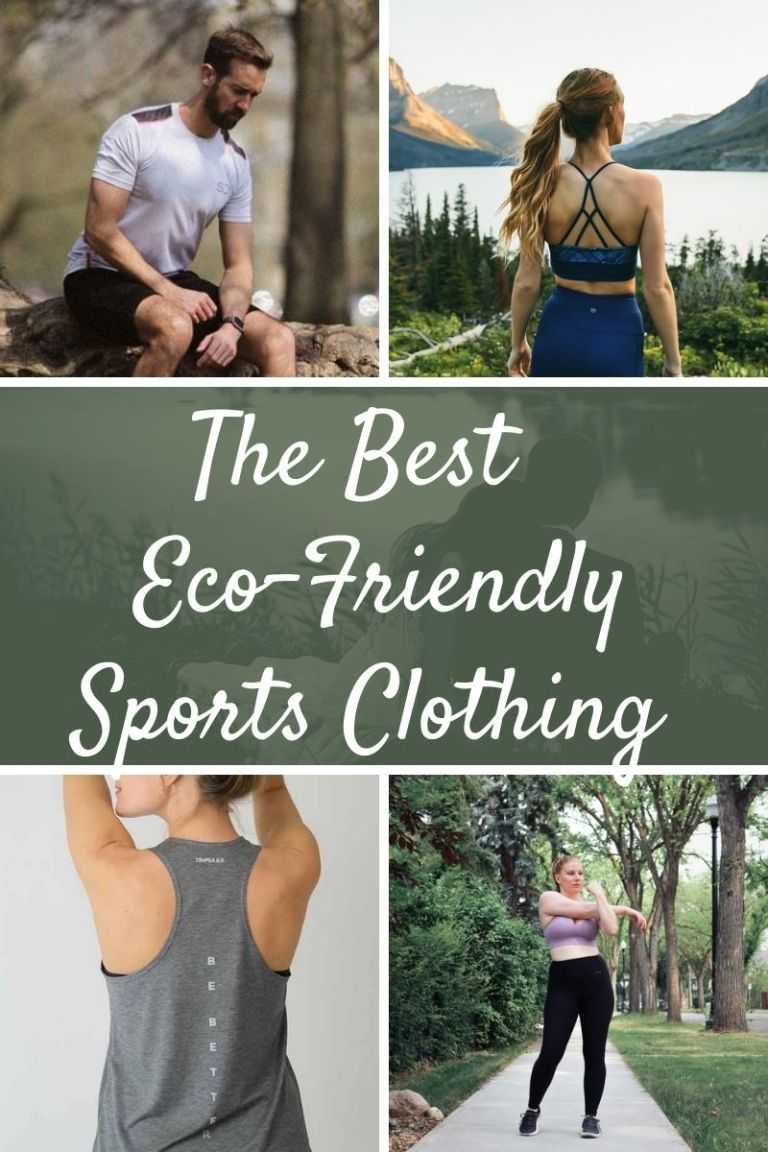 The Best Eco-Friendly Clothing for Your Fitness Routine!