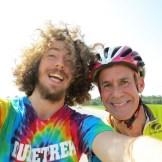 Mike on a Bike