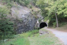 Paw-Paw Tunnel on the C&O Canal