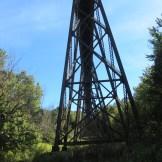 Railroad bridge on the C&O Canal