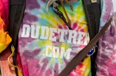 Original Dudetrek.com Logo Shirt- Photo Cred to Andrew Walsh Photography