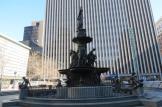 Tyler Davidson Fountain at Fountain Square in Cincinnati
