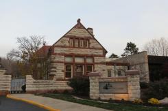 Woodland Cemetery in Dayton, Ohio