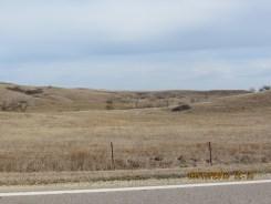 Farm Hills Outside Brookville, Kansas