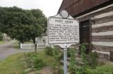 Fort Ashby Sign