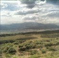 Overlook of Junction, Utah from the Fishlake National Forest