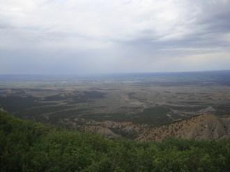 Montezuma Valley in Mesa Verde National Park, Colorado