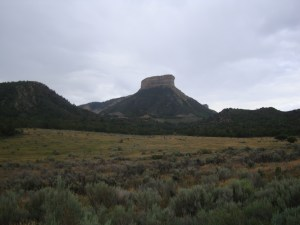 Point Lookout in Mesa Verde National Park, Colorado