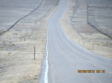 Neverending Highway on Route 94 in Colorado