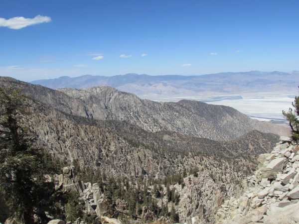 Owens Peak Wilderness in the Sequoia National Forest