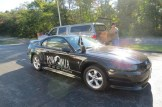 POW MIA Mustang