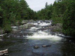 Pierce Pond Stream in Maine
