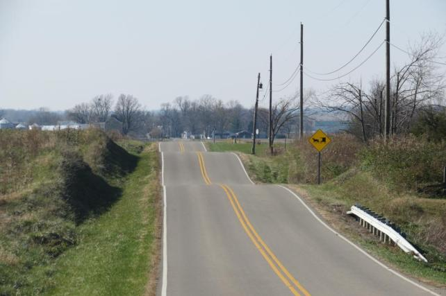 Rolling Hills in Amish Country