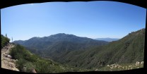 San Jacinto Mountains Panorama