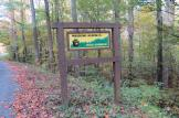 Smoky the Bear Sign in the Monongahela National Forest