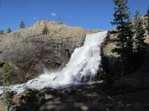 Tuolumne Falls in Yosemite National Park