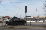 VFW Tank in New Albany, Indiana