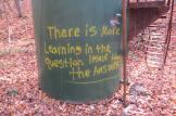 Wise Wayne National Forest Graffiti